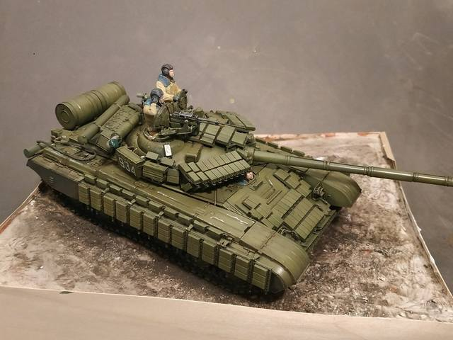 Т-64АВ Трумпетер 1/35  - Страница 9 28276521_m