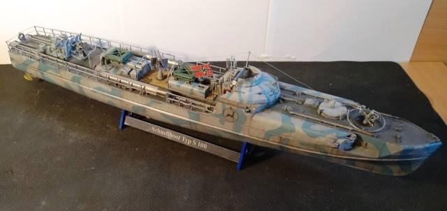Германский катер Fast Attack Craft S-100  29658512_m
