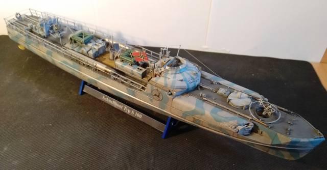Германский катер Fast Attack Craft S-100  29658519_m