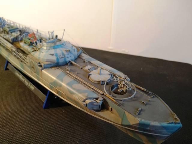 Германский катер Fast Attack Craft S-100  29658523_m