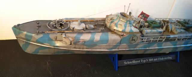 Германский катер Fast Attack Craft S-100  29658529_m