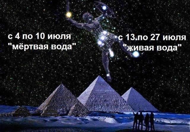 """""""ЖИВАЯ"""" и """"МЁРТВАЯ"""" ВОДА в ИЮЛЕ 2020 г. 30968983_m"""