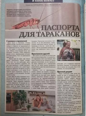 Паспорта для Тараканов)) 32098106_m