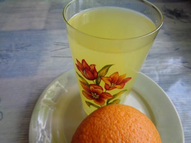 """Напиток """"Апельсиновый блюз"""" 35276251_m"""