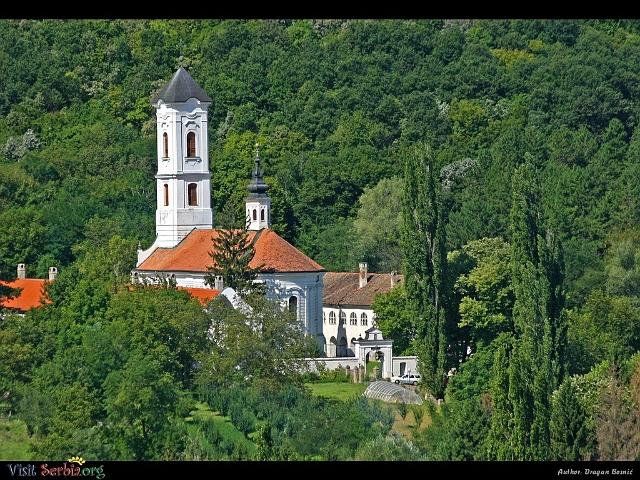 Srpski turizam - Planine Ravanica%20monastery%20on%20Fruska%20Gora%20mountain