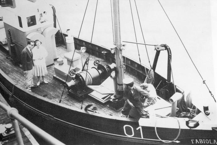 un vieux bateau qui appartenait au prince Albert ? 54831_o-1-fabiola-bouwjaar-1934