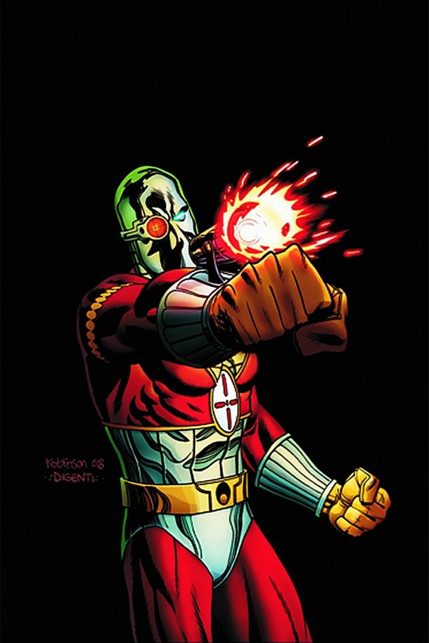 Marvel vs DC Deadshot