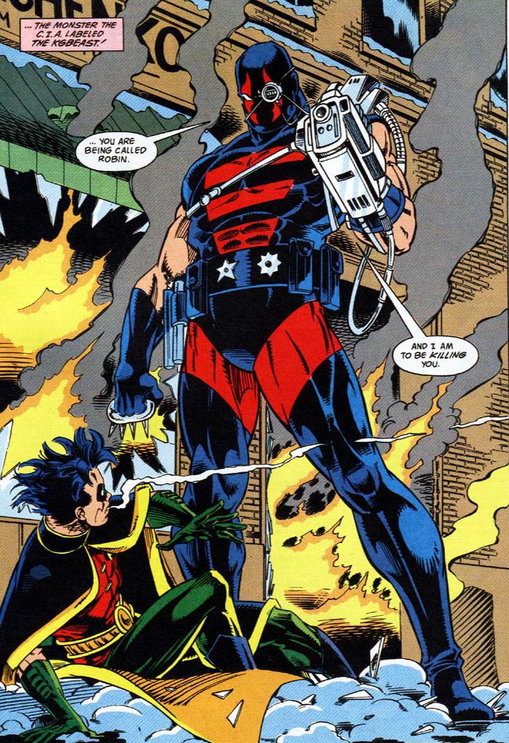 Arrow / The Flash KGBeast_4