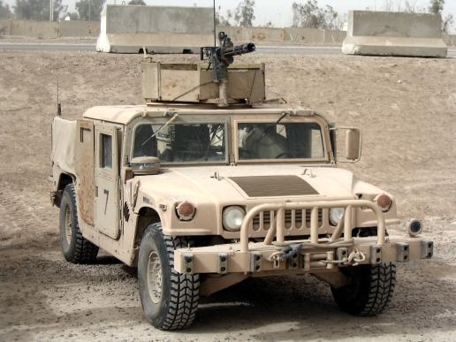 ابني جيشك الخاص بأي سلاح تريد  - صفحة 3 HMMWV