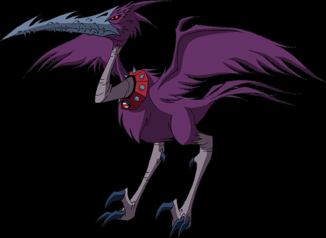 Nemetrix Aliens Omnivoracious