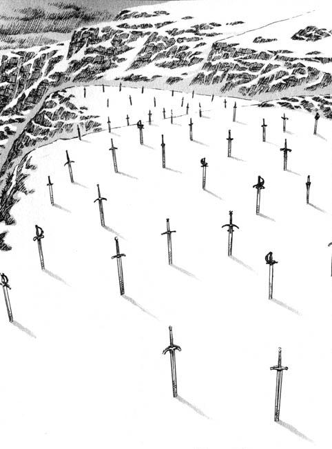 Daigoro Ito Hill_of_Swords