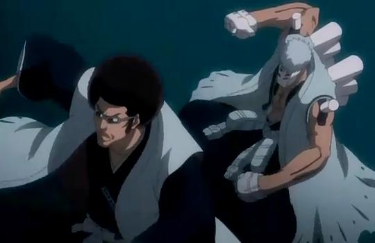 [Shounen Manga] - Bleach Ep210KenseiAttacksLove