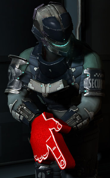 Dead Space Hand_cannon_DS2