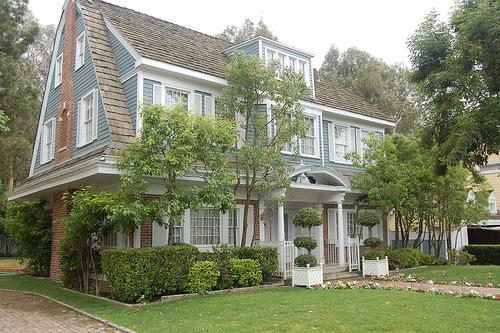 Description de la maison Van De Kamp Bree%27s_house