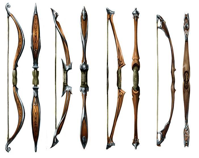 Luk i strijela 220772-Longbow