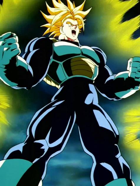 Personaje favorito de Dragon Ball TrunksFutureUltraSuperSaiyan-Ep164