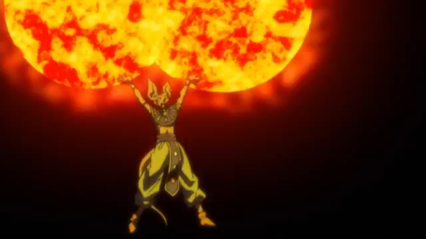Sinopsis oficial de Dragon Ball Z: Battle of Gods BillsUltimate%28BoG%29