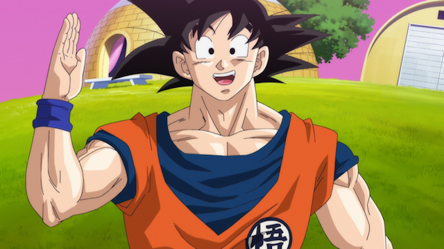 Sinopsis oficial de Dragon Ball Z: Battle of Gods GokuOnKaiokai%28BoG%29
