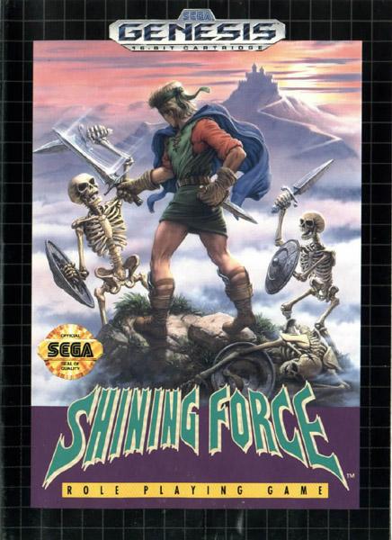 Sega Megadrive, horas y horas de felicidad. - Página 2 Shiningforce
