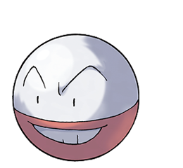 ¿Con que se drogan los de Game Freak? Electrode