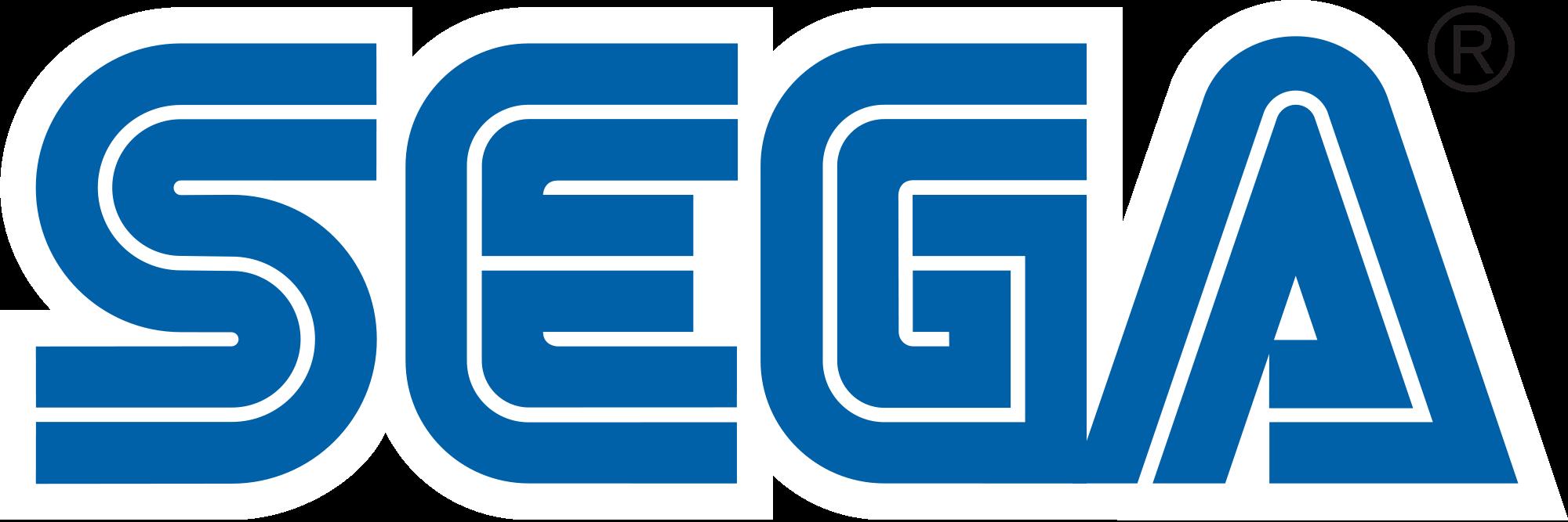 [Dehorvie] ►Gros lot de vinyles de jeux vidéo et PLV rétro◄ SEGA_logo
