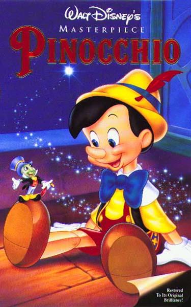 Pinocchio Pinocchio_1940