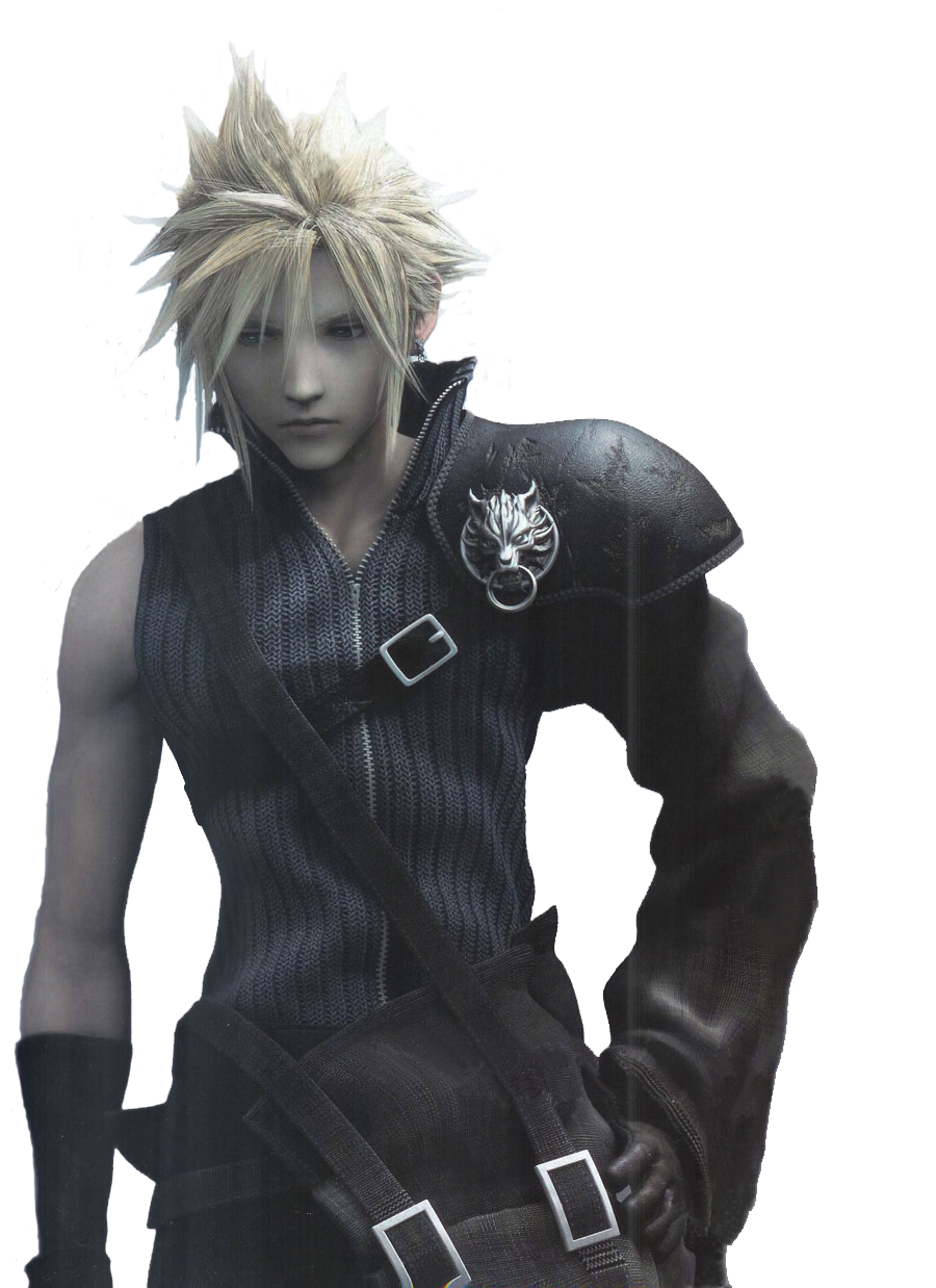 View a character sheet Cloud-strife-render-ac