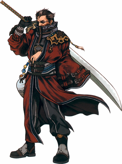 Final Fantasy Auron_FFX