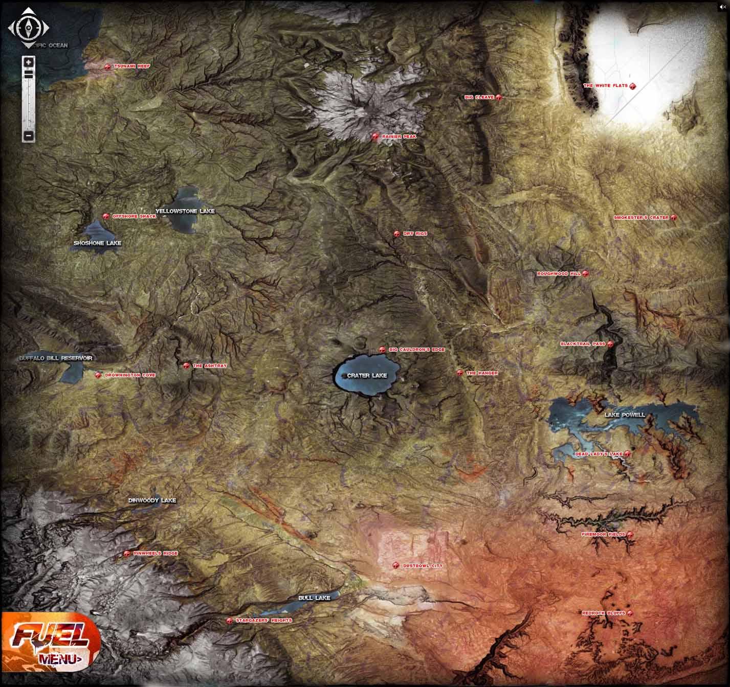 Los mapas más grandes de los videojuegos Fuel_Map