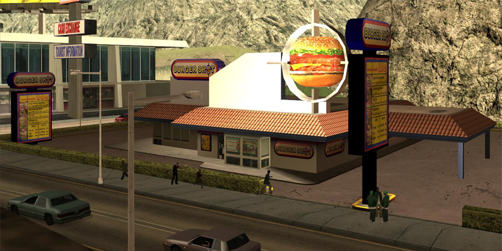 [.:|Mister Burger|:.] - Bussiness Registration BurgerShot-GTASA-Mulholland-exterior