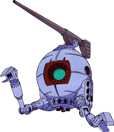 Election day people. will you choose Ball or zaku? Rb-79