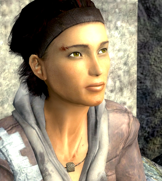 Top 10 mujeres de los videojuegos [Niubie Ranking] Alyx
