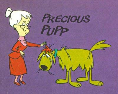 Charlemagne ( = Precious Pupp) (1965-1967) Precious_Pupp