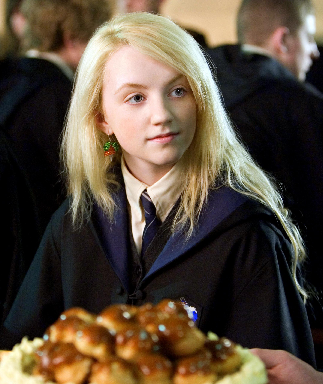 Hogwarts - Database Cabinet Luna