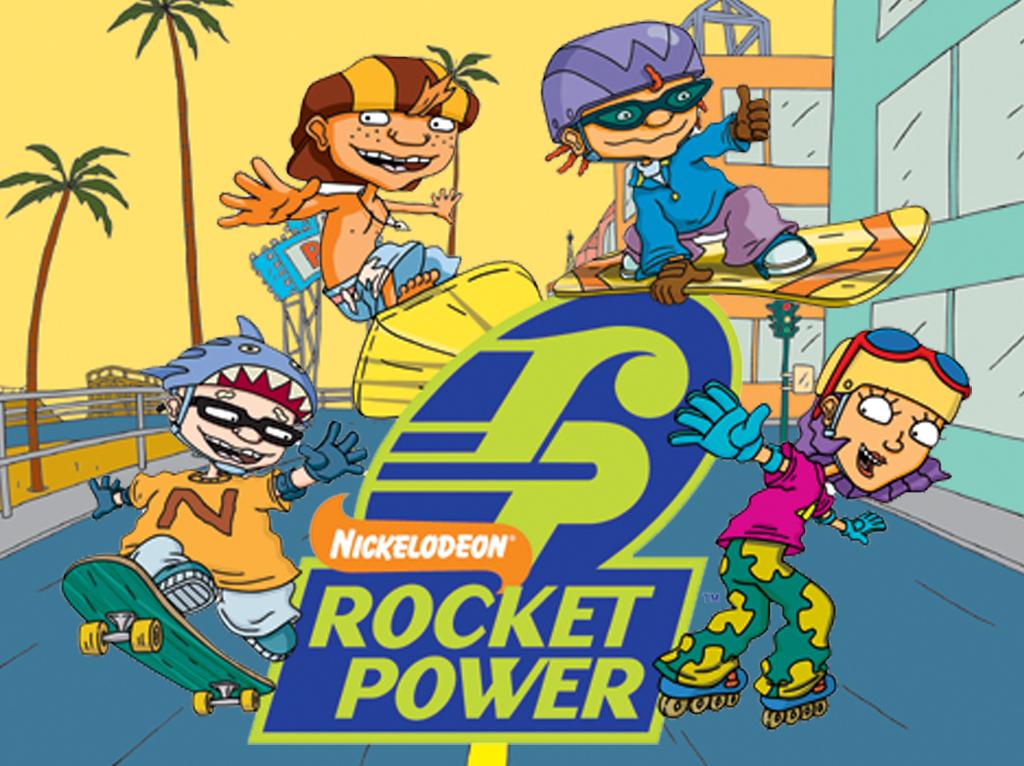 Rocket Power - Fall & Rise Of Sam - Türkçe İzle Rocketpower