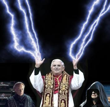 La verdadera identidad del Lord Sith. Benedipumpi