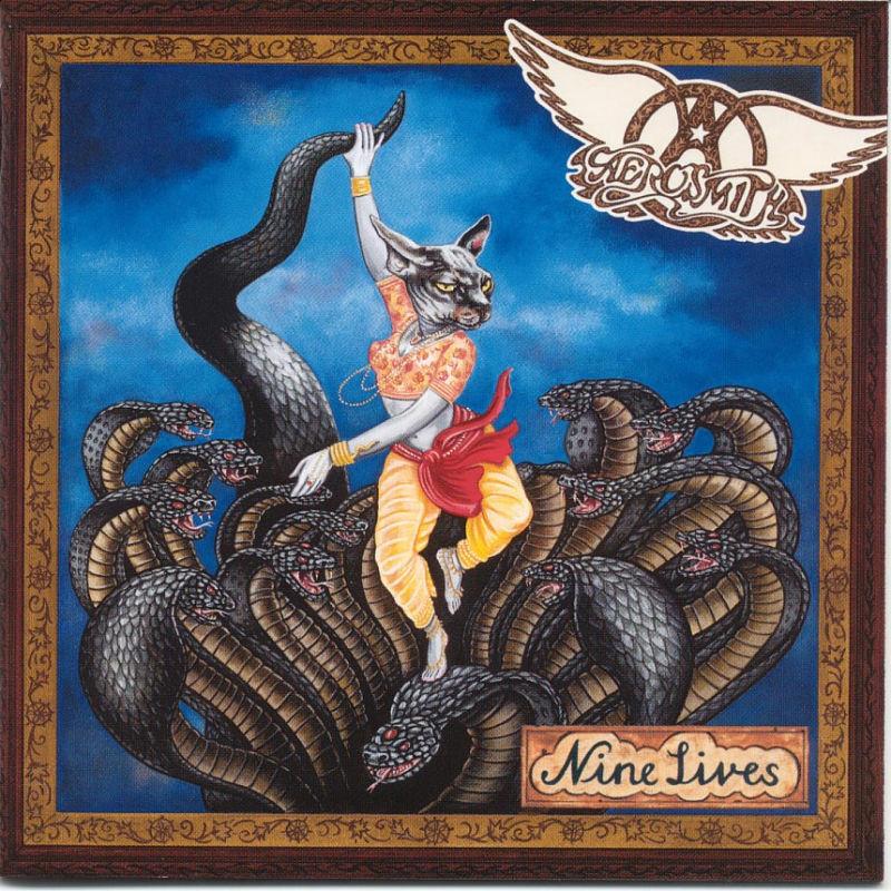 Disco Aerosmith Portada Retirada Aerosmith_-_Nine_Lives-front