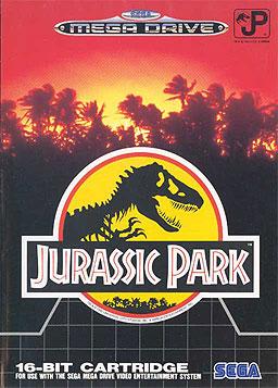 Sega Megadrive, horas y horas de felicidad. - Página 4 Jurassic_Park_Sega