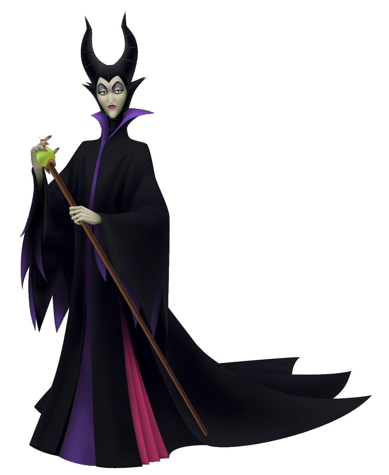 Fiche des personnages pré-définis  Maleficent