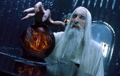 Una fantasia epica... Saruman_Palantir