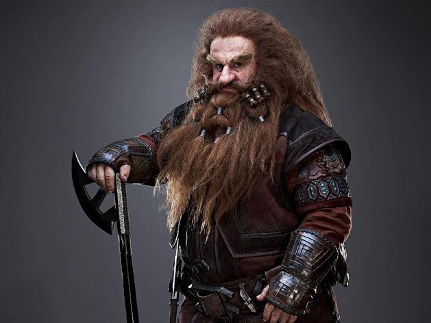[DUNEDIN ARMAGEDDON] 'The Hobbit' Dwarf Group Gloin_2