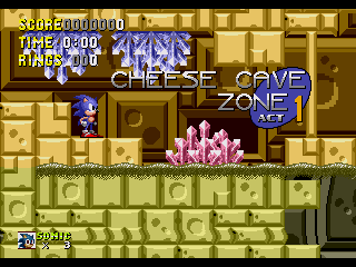 Sonic 1: Painto Edition 2 [3.0 release] CCZ1a