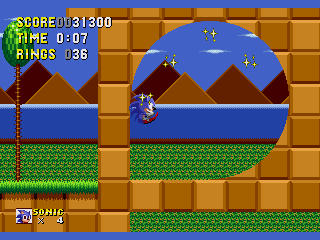 Sonic 1: Painto Edition 2 [3.0 release] GGZ2