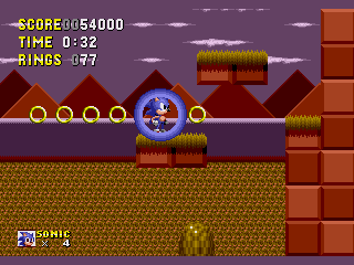 Sonic 1: Painto Edition 2 [3.0 release] GGZ3