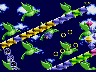 Sonic 1: Painto Edition 2 [3.0 release] Specialstage