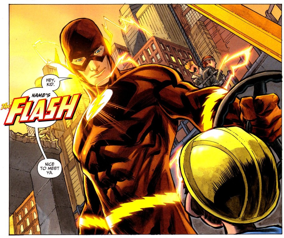 Arrow / The Flash Flash_0027