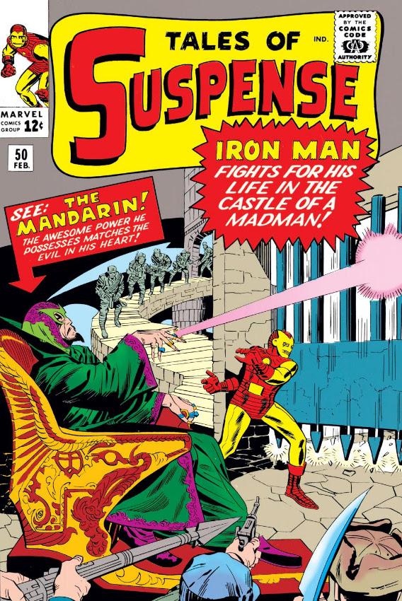 Iron Man 3 con Robert Downey Jr y nuevo director - Página 2 Tales_of_Suspense_Vol_1_50