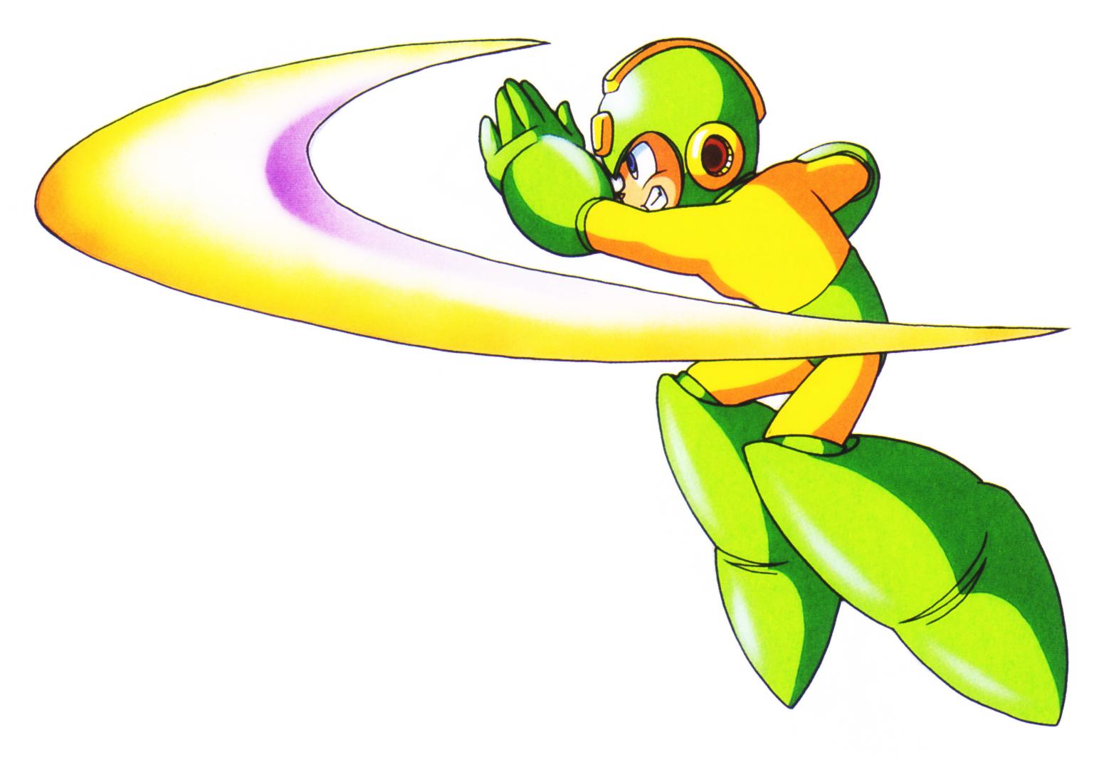 The Community Super Smash Bros. Moveset Topic MM7-SlashClaw-Art