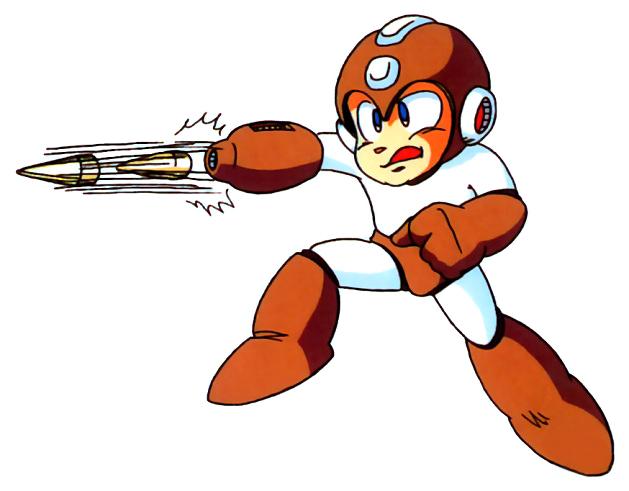 The Community Super Smash Bros. Moveset Topic MM3-NeedleCannon-Art