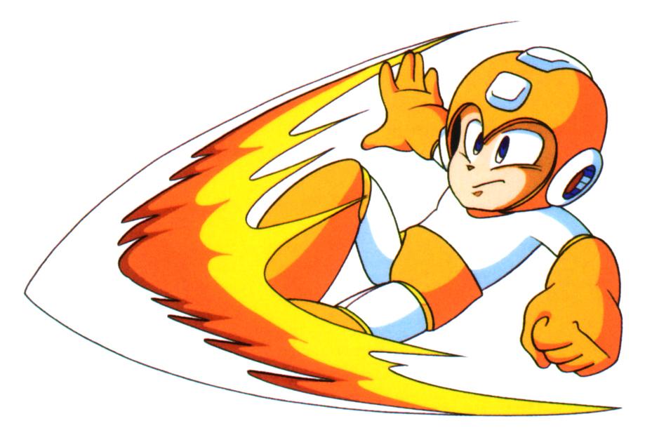 The Community Super Smash Bros. Moveset Topic MM5-ChargeKick-Art1